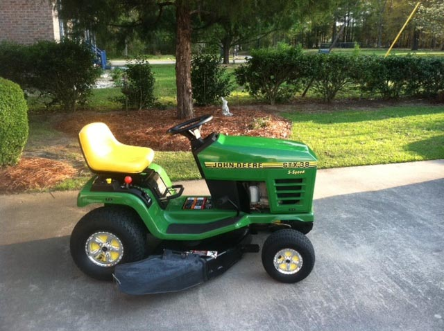 Aaron's Riding Lawn Mowers - Bing images